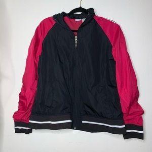 2/$18🔥Windbreaker zip up jacket